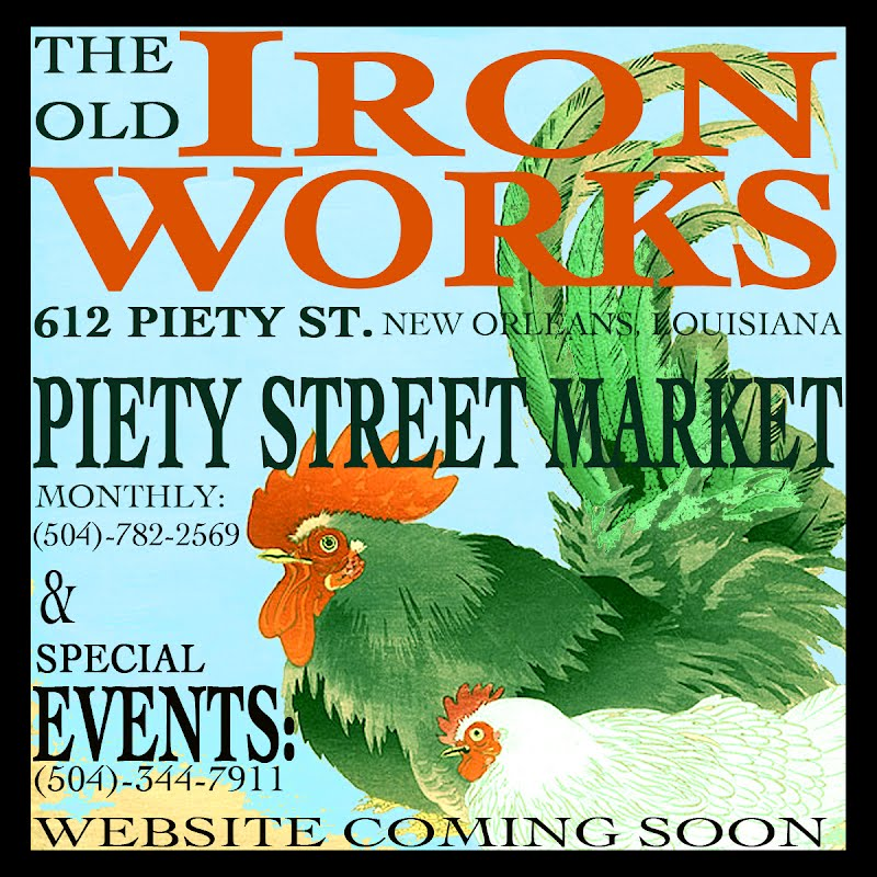 Piety St Market Poster